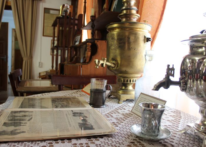 Открылась первая библиотека Сургутского уезда