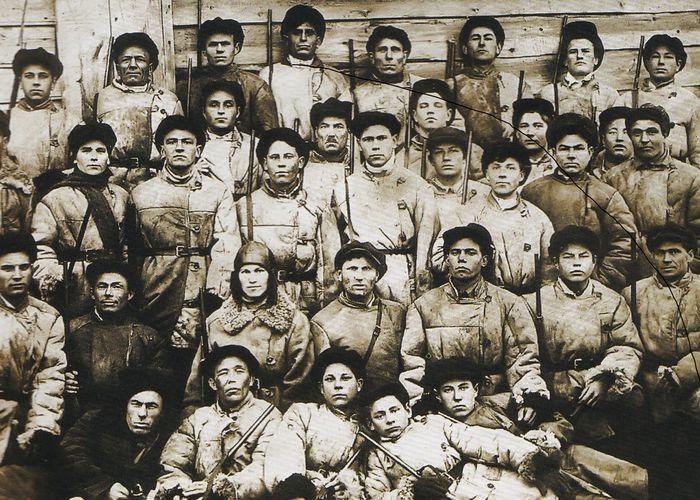 Сургутский район в годы Великой Отечественной войны