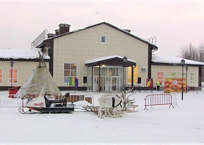 Основан национальный посёлок Тром-Аган
