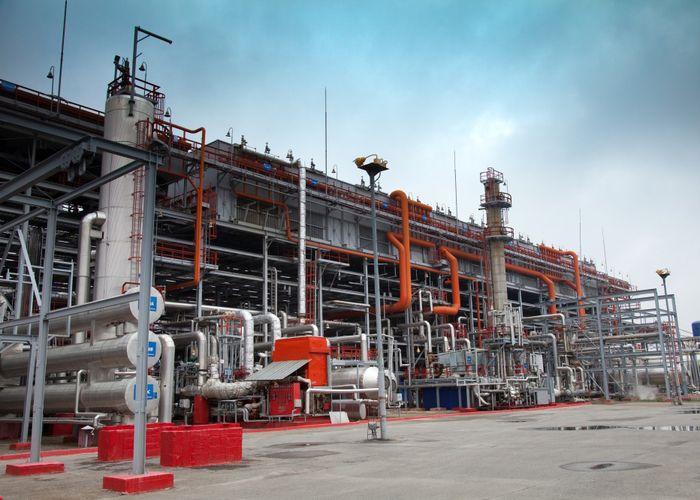 Введён в эксплуатацию  Сургутский газоперерабатывающий завод