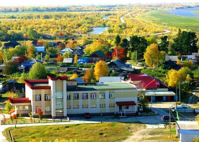 Образовано село Локосово