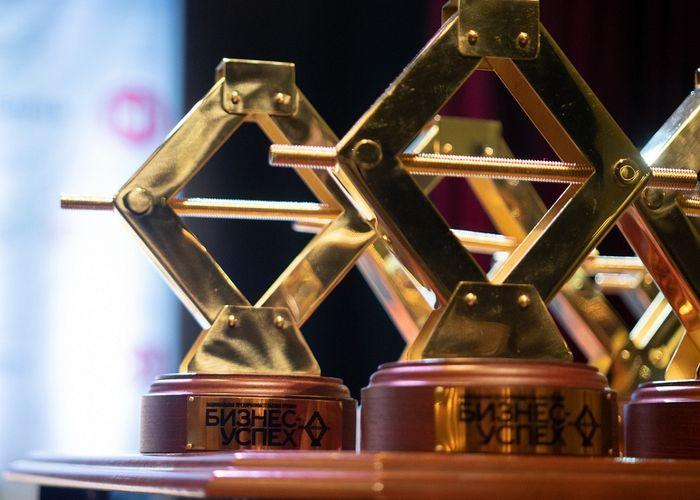 Победа в окружном этапе Национальной премии «Бизнес-Успех»