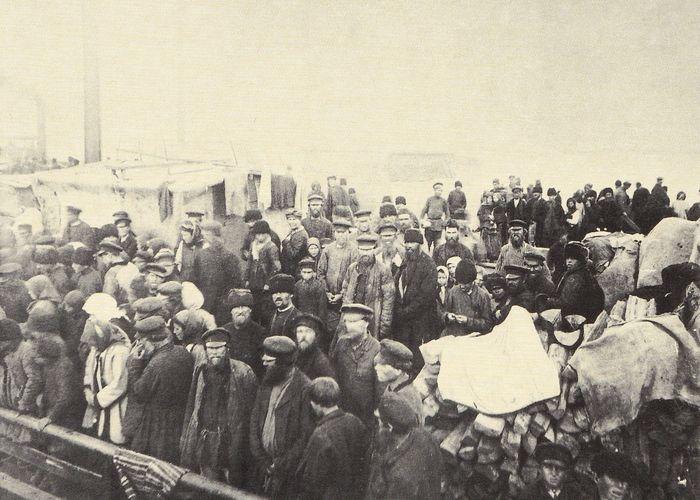 Переселение раскулаченного крестьянства и духовенства в Сургутский район
