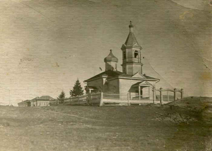 Первые православные церкви в Сургутском уезде