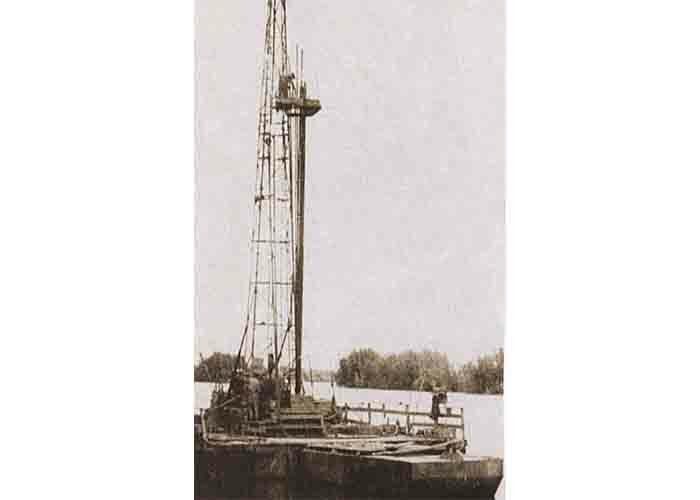 Десант геологоразведчиков на сургутской земле