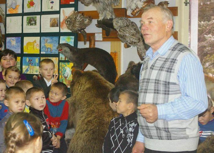 Создан Русскинской музей Природы и Человека