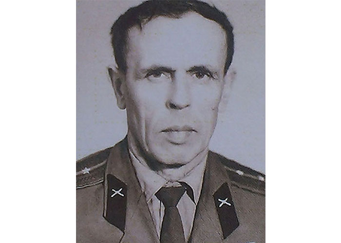 Кулешов Иван Степанович
