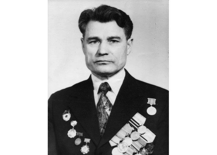 Показаньев Флегонт Яковлевич
