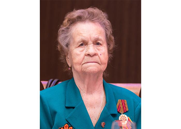 Потеряева Валентина Ивановна