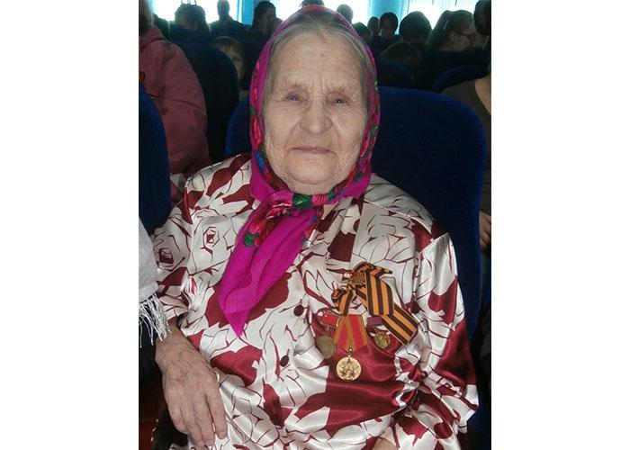 Бродовикова Клавдия Николаевна
