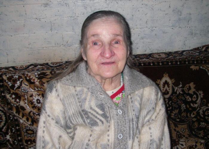 Баранова Антонина Захаровна