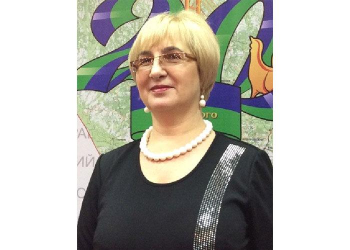 СбродоваЛюбовь Николаевна
