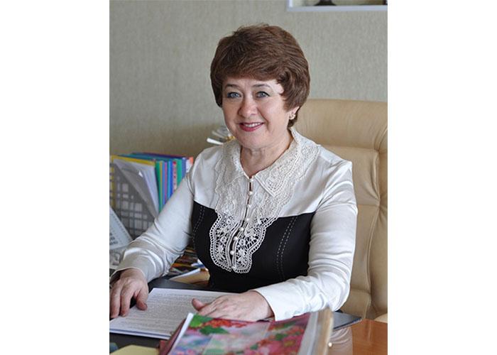 Глущук Ирина Васильевна