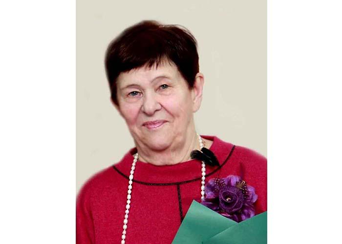Кошкарова Валентина Фёдоровна