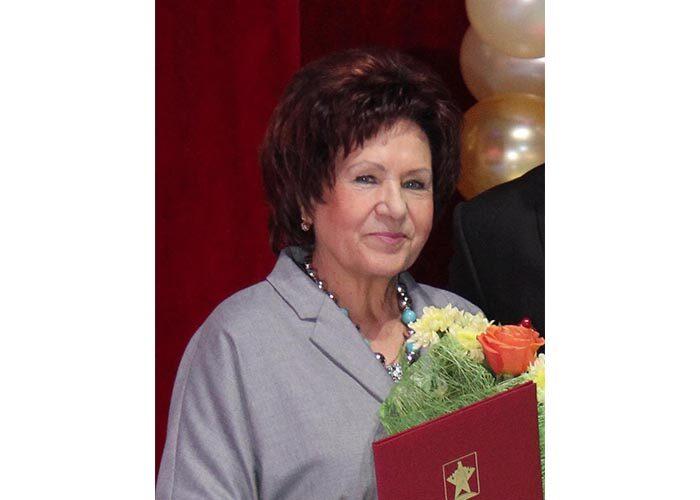 Голова Вера Степановна