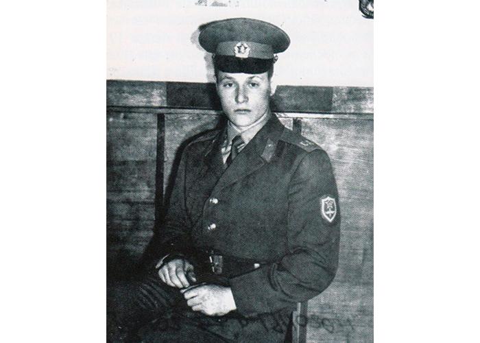 Сотник Николай Николаевич