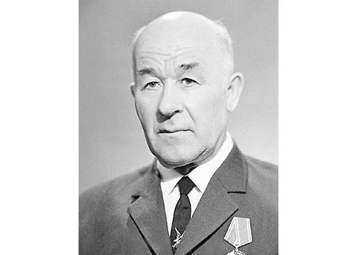 Кушников Георгий Гаврилович