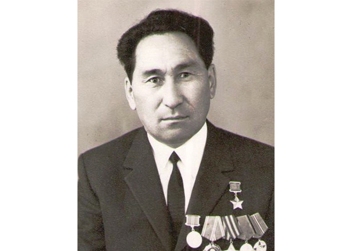 Ажимов Тулебай Хаджибраевич