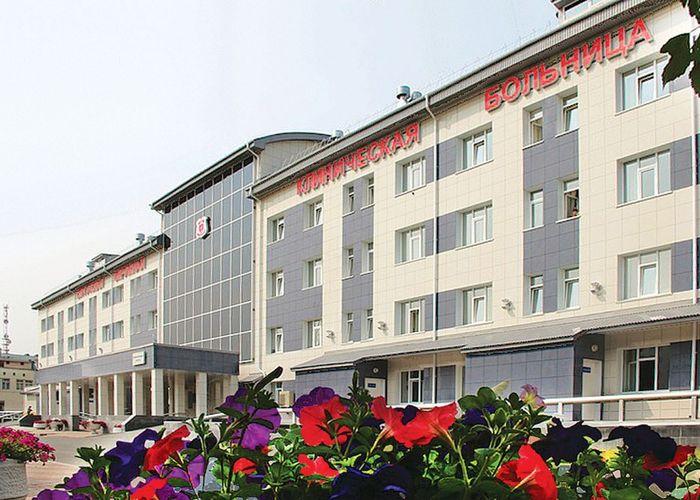 Создана Сургутская районная больница