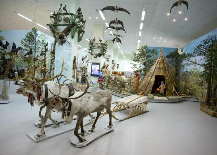 Музею в д. Русскинская присвоено  имя А. П. Ядрошникова