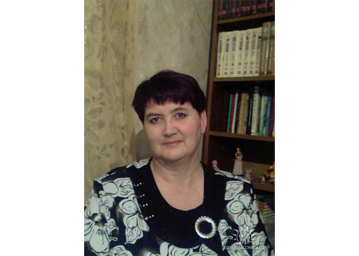 Галина Ивановна Колотова
