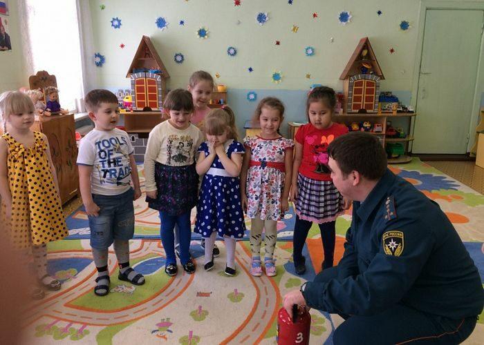Открыт первый детский сад в п. Высокий Мыс.