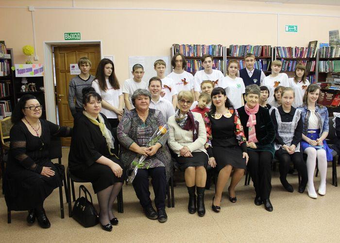 Открыта библиотека в п. Барсово