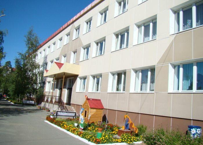 Открыт детский сад «Теремок» в п. Белый Яр