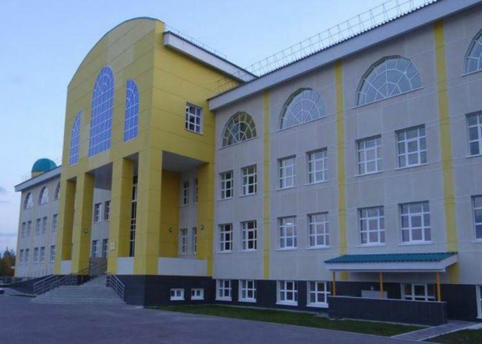 Открыта Фёдоровская средняя образовательная школа № 1