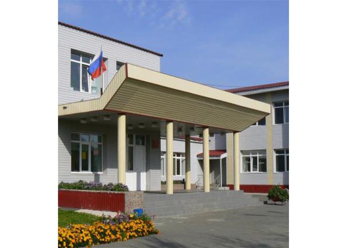 Открыта средняя школа № 3  в п. Белый Яр
