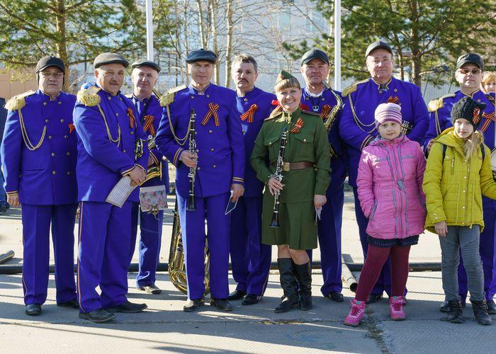 Образовандуховой оркестр  г. Лянтор