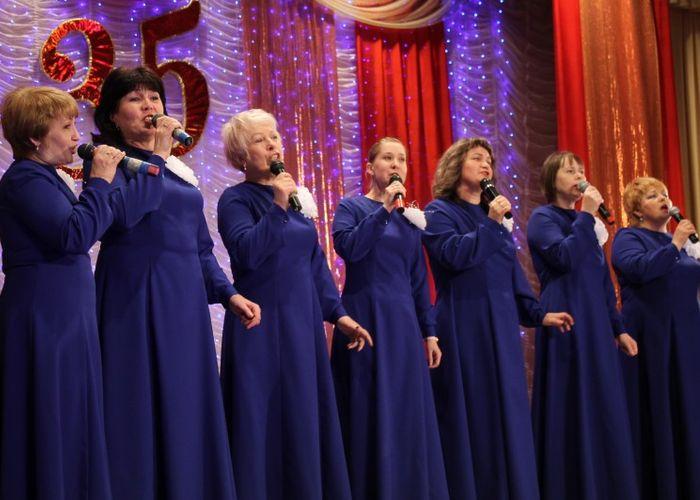 Создан хор «Былина» в г. Лянтор