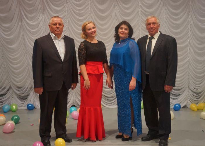 Образован мужской вокальный квартет «Приобье» в с. Локосово