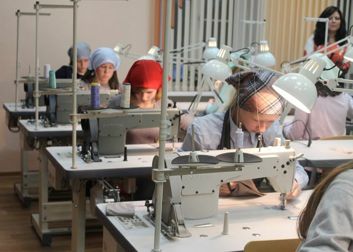 Открыт Межшкольный учебно-производственный комбинат в п. Солнечный